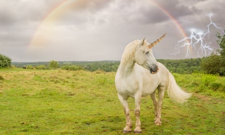 Unicorns aren't as rare as they seem.