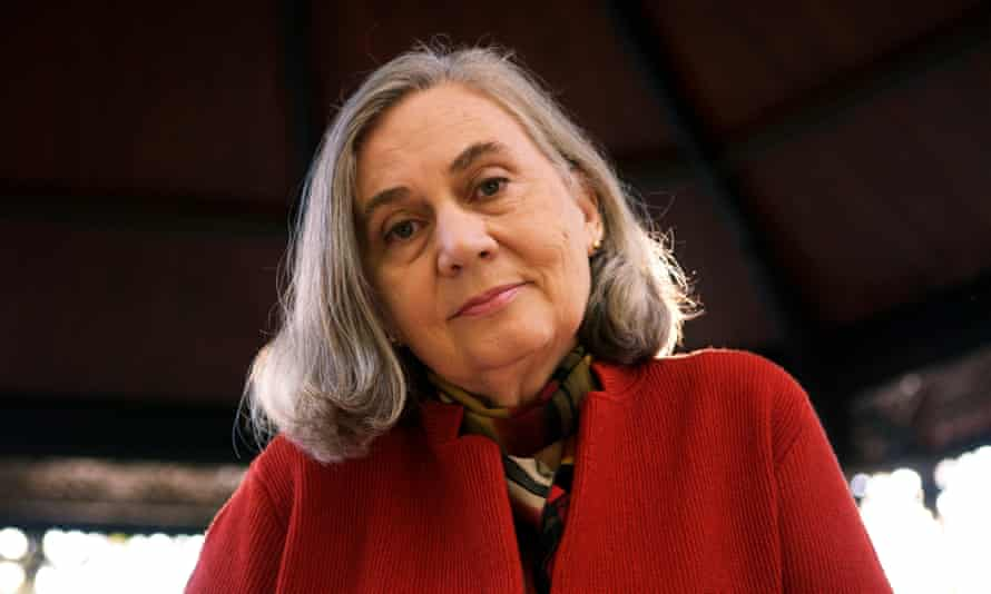 Writing on behalf of the 'wounded or discounted' … Marilynne Robinson. Photograph: Getty