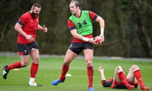 Alun Wyn Jones, Wales captain