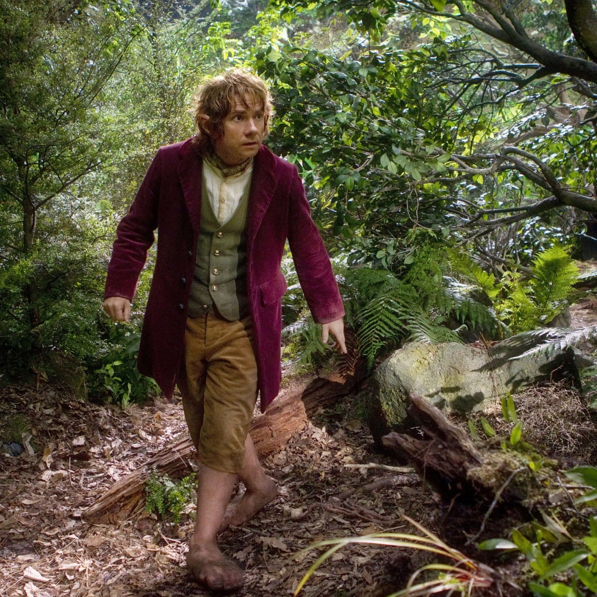 The Hobbit at 80: much more than a childish prequel to The Lord of the  Rings | JRR Tolkien | The Guardian