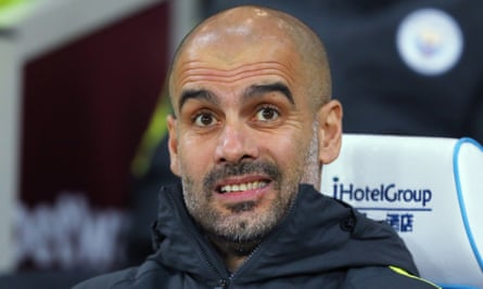 Pep Guardiola has said he is still learning about his players at Manchester City and some of his ideas have not worked
