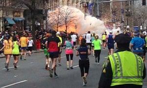 Boston Marathon bombings 2013