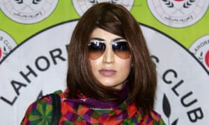 Pakistani social media star, Qandeel Baloch, was killed by her brother last month.