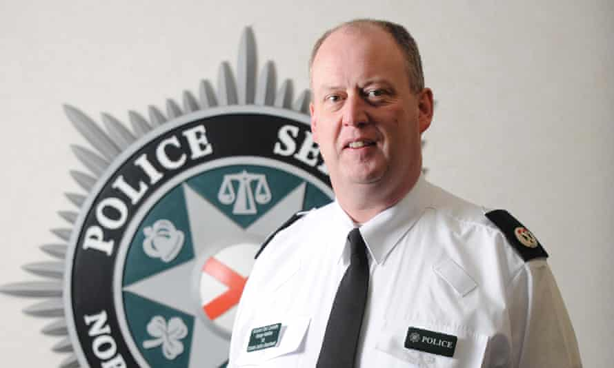 George Hamilton, Chief Constable of the Police Service of Northern Ireland