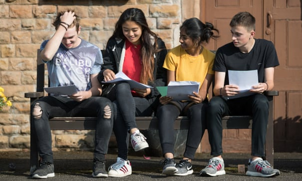 Don't despair if GCSE results day doesn't go your way – life is only just beginning