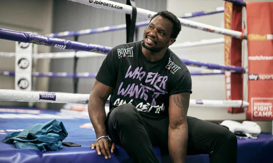 Dillian Whyte was the No 1 WBC contender and in line for a world title fight before his knockout defeat by Alexander Povetkin.