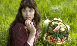 Gemma Arterton in a BBC adaptation of Thomas Hardy's Tess of the D'urbervilles.