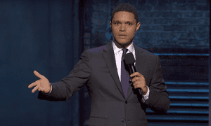 Trevor Noah: 'I don't think we should be surprised that Trump offended this family. We've all heard him speak. We're offended every day.'