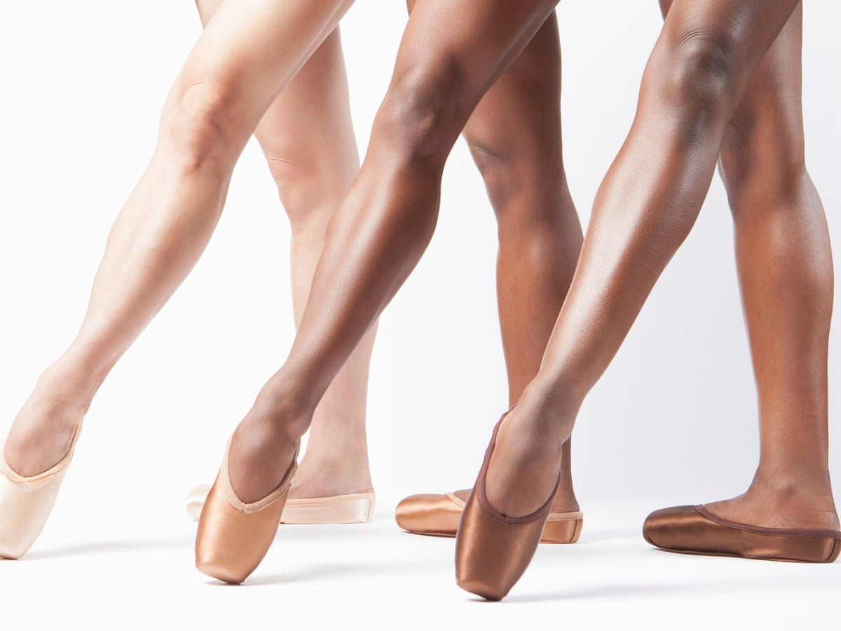 That Took Long Enough Black Ballerinas Finally Get Shoes To Match Their Skin Stage The Guardian