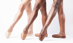 4539f7b5af47f That took long enough!' – black ballerinas finally get shoes to ...