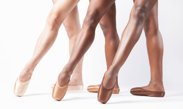 'That took long enough!' Black ballerinas finally get shoes to match their skin | Ballet | The Guardian