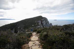 Cape Hauy is the last of the three capes in the walk.