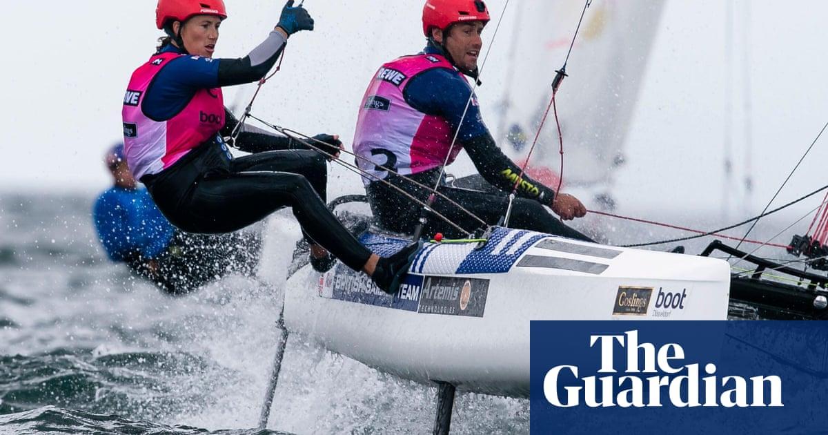 'Anything can happen in sailing': Burnet sets golden goal in Tokyo