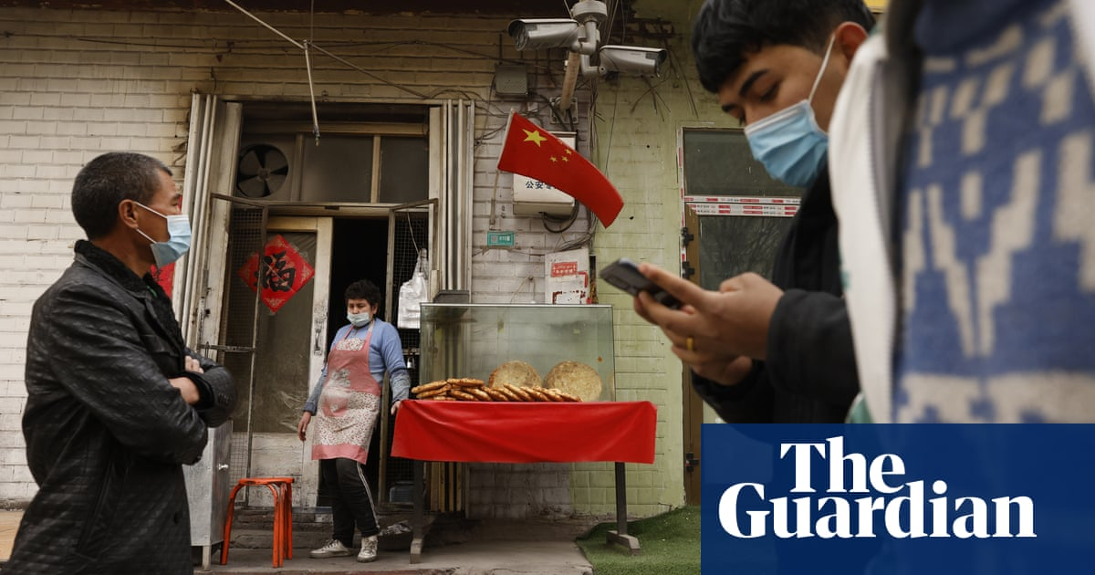 Chinese effort to gather 'micro clues' on Uyghurs laid bare in report