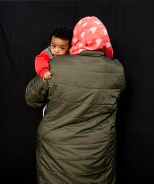 Fatima and Ibrahim, from Libya
