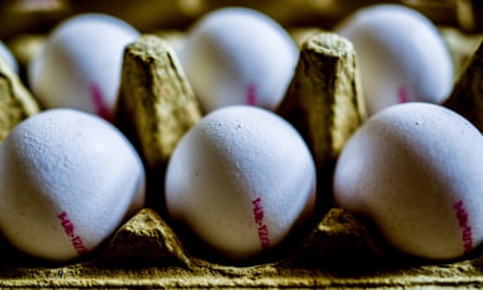 Aldi is removing all Dutch eggs from its shelves across Germany, as a precaution over possible contamination in an insecticide scandal.