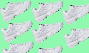 Fila Disruptors … everyone wants a pair.