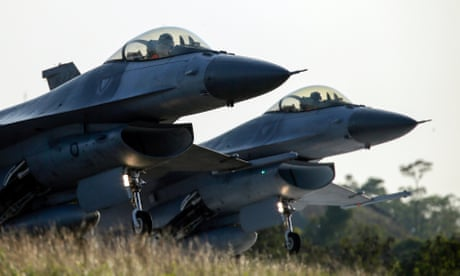 US risks China's anger after sealing $8bn deal to sell Taiwan 66 fighter jets