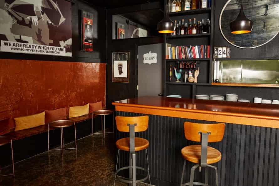 Eko Kitchen runs Fridays through Sundays in a stylish restaurant space in San Francisco.