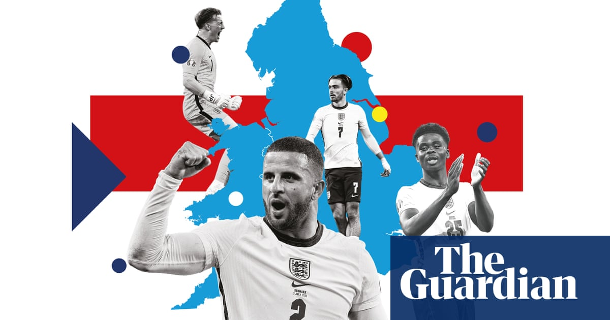 England's origin stories: this is where football came home from