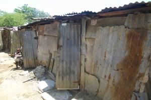 Haitian migrant living conditions