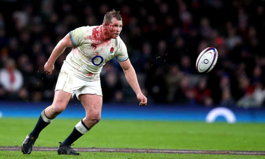 Dylan Hartley is happily retired and readily admits that following multiple concussions he still gets dizzy easily and sometimes gets his words muddled.