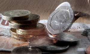 Pay packets are shrinking for the third time since the Second World War.