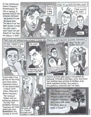 David Squires on the weekend's Melbourne City v Brisbane Roar match