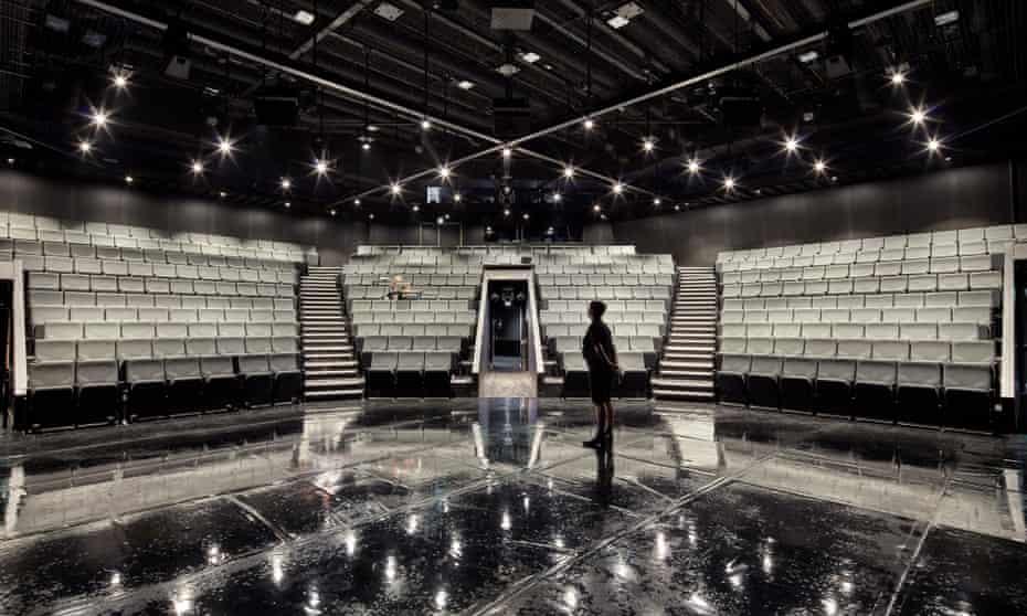Queensland Theatre Company's Bille Brown Theatre