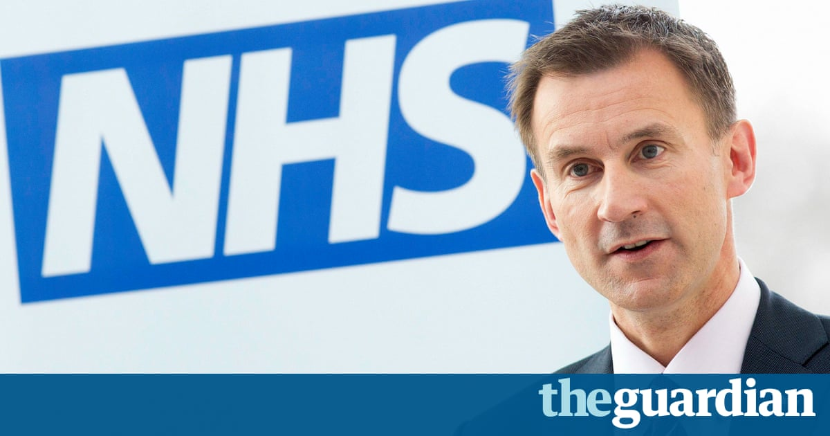 """c61dd71093e79 Jeremy Hunt has been accused of ignoring """"extensive warning signs"""" that  could have an unprecedented global cyber-attack that plunged the NHS into  chaos this ..."""