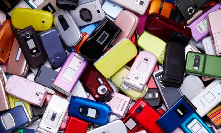 UK householders may have £1bn worth of unused electrical and electronic equipment at home.