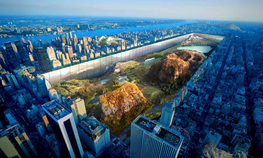 The New York Horizon project