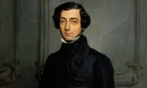 A portrait of Alexis de Tocqueville, by Theodore Chasseriau.