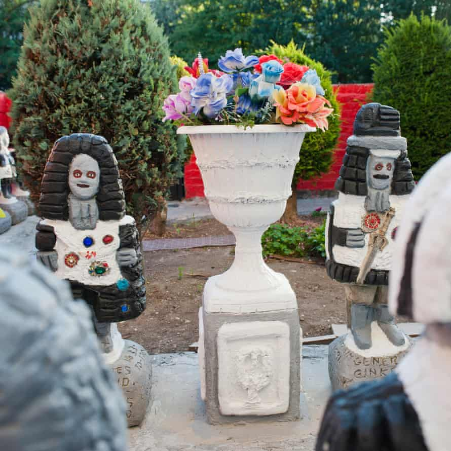 Gerry Dalton's garden