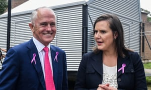 Malcolm Turnbull and the minister assisting on the public service Kelly O'Dwyer announced a review on Friday of the federal public service