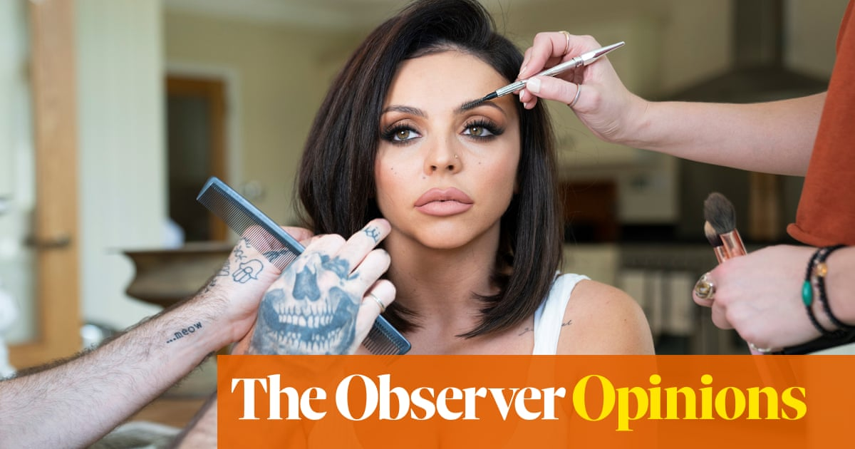 As Jesy Nelson revealed, fame is no defence against toxic online attacks
