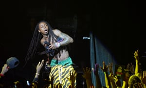 Lil Wayne isn't the only one who's not happy with hip-hop's payment policy