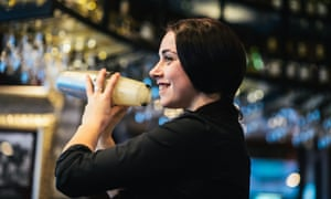 Shake like you mean it: rookie bartenders often underestimate just how hard a shake needs to be to properly chill and dilute a cocktail.