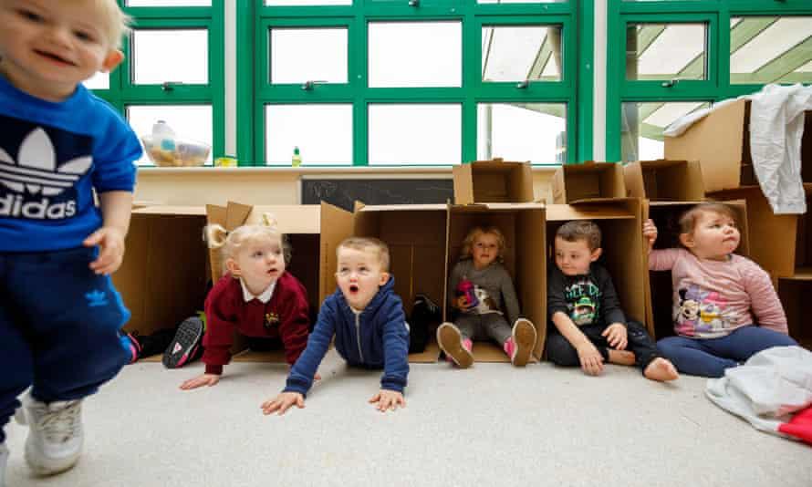 Ilminster Avenue Nursery School in Bristol
