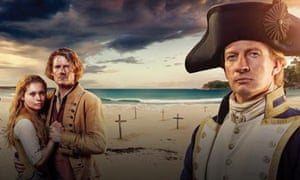 The BBC's Banished, starring David wenham as the first Governor of Australia, Arthur Phillip, is written by Jimmy McGovern.