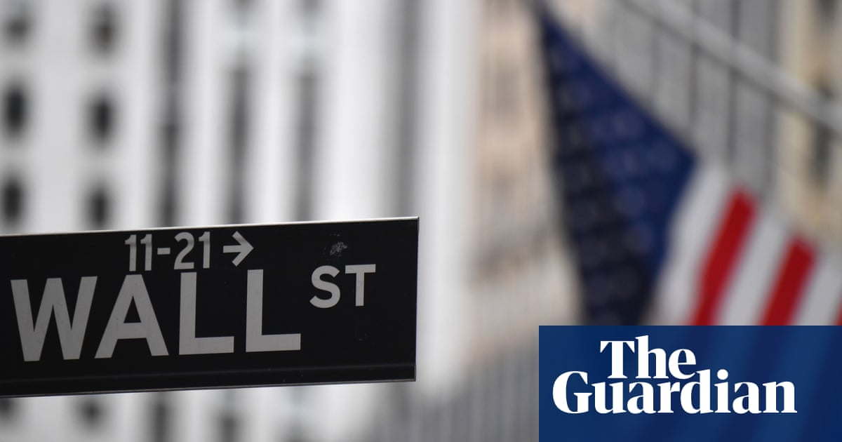 US stock markets continue falling amid Covid fears as Dow drops 510 points