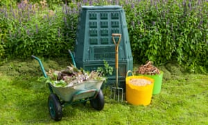 Bin, layer and maintain your vegan-friendly compost