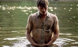 Garrett Hedlund in Burden, showing at the Sundance film festival.