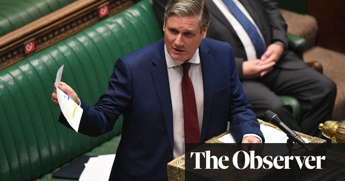 100 days on, Keir Starmer's quiet revolution takes hold thumbnail