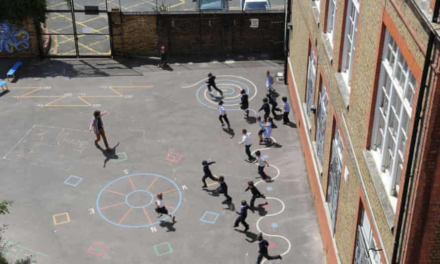 Primary schools in England could be open to all children again before the summer term ends.