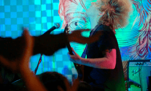 Ty Segall plays Death by Audio.