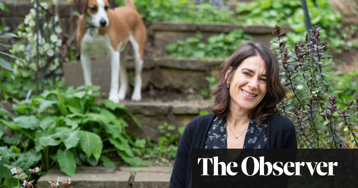 Esther Freud: 'I didn't learn to read till I was about 10'