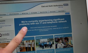NHS has been hit by a major cyber-attack on its computer systems.