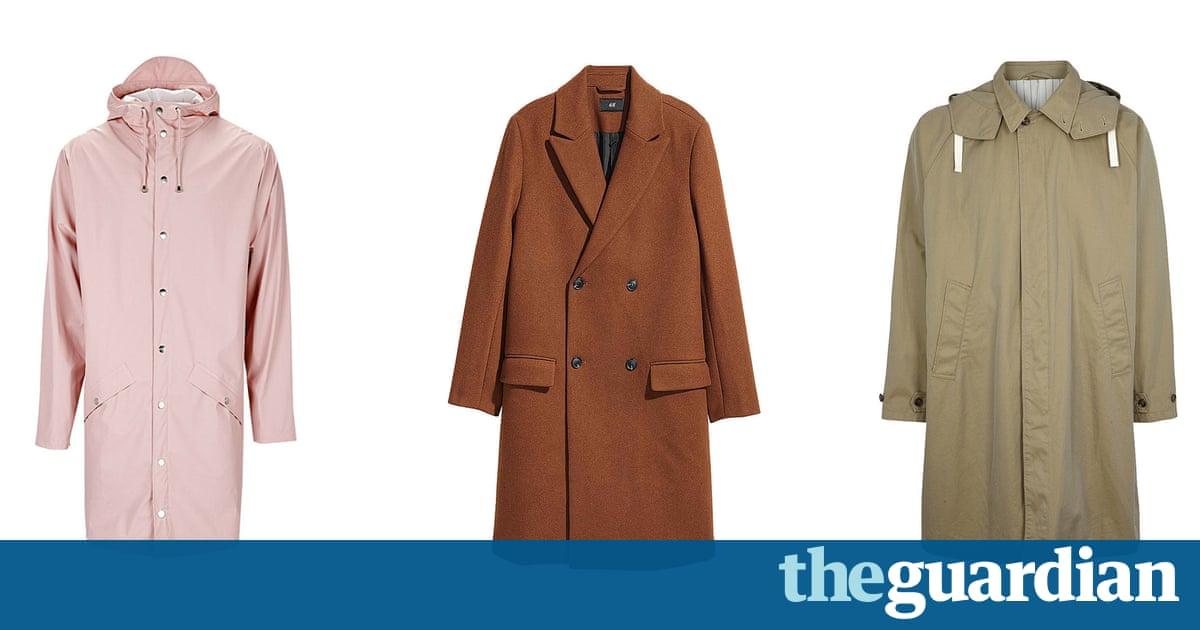 Cosy up: the best men's coats – in pictures