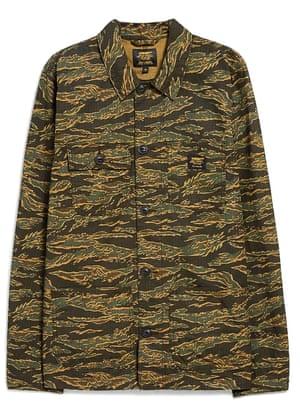 Shirt £104, Carhartt theidleman.com